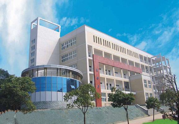 武汉工贸职业学院校园风光3