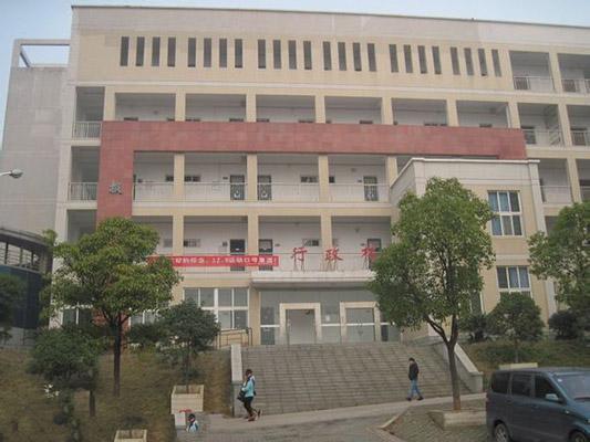 武汉工贸职业学院校园风光5