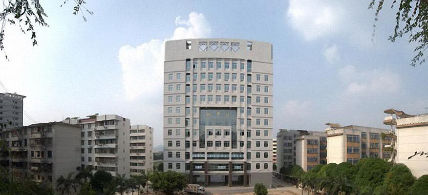 广西国际商务职业技术学院校园风光2