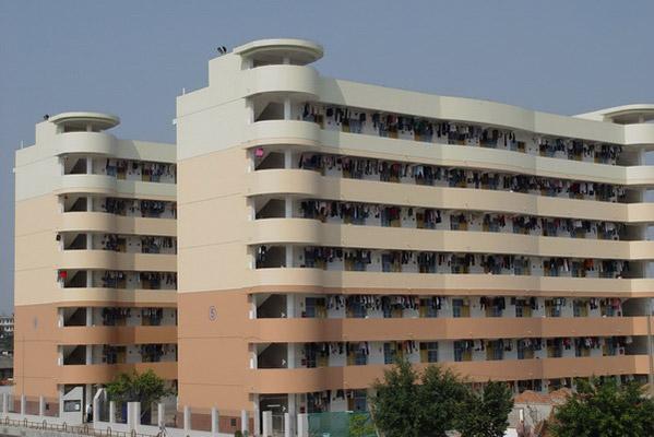 广西国际商务职业技术学院校园风光5