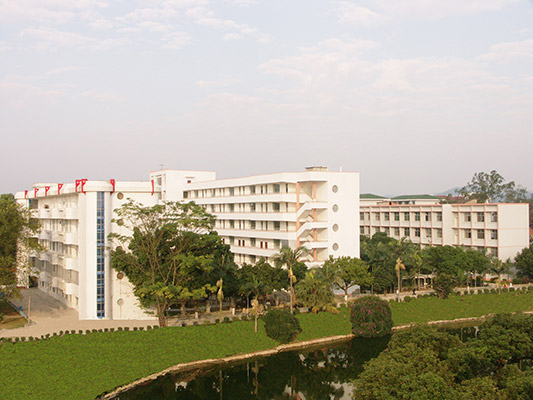 广西农业职业技术学院校园风光5