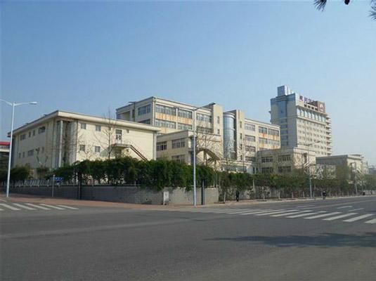 河北建材职业技术学院校园风光1