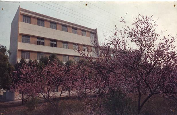 柳州铁道职业技术学院校园风光1