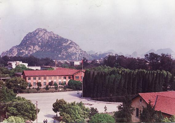 柳州铁道职业技术学院校园风光2