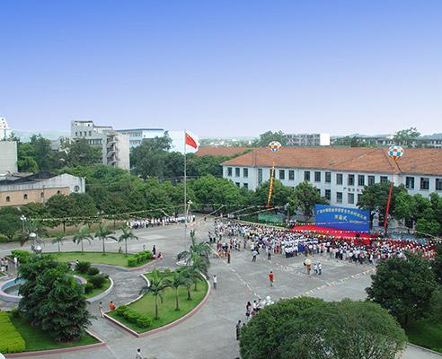 柳州铁道职业技术学院校园风光3