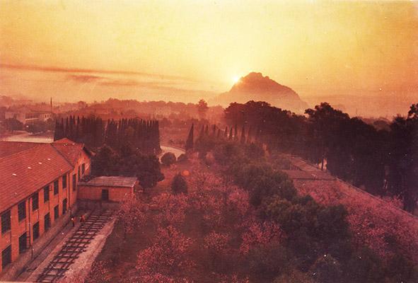 柳州铁道职业技术学院校园风光5