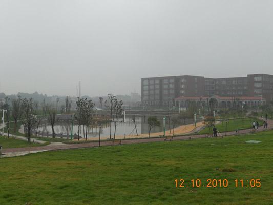 湖南交通职业技术学院校园风光1