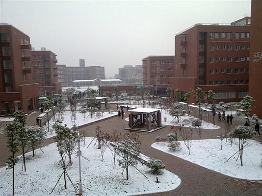 湖南交通职业技术学院校园风光3
