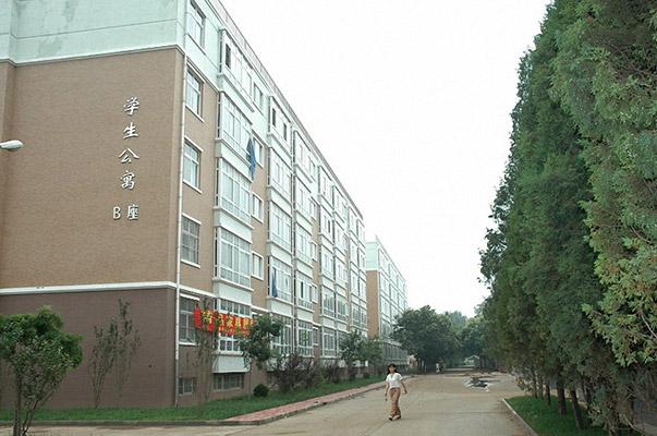 沧州职业技术学院校园风光2