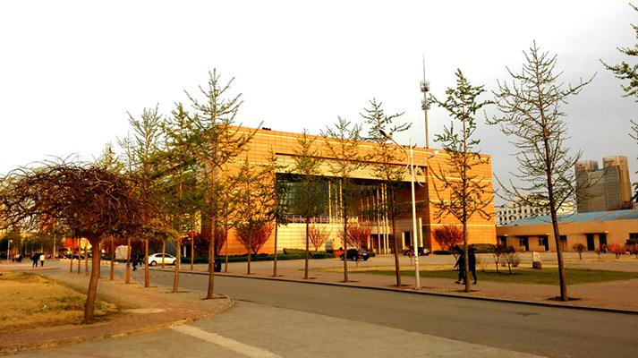 河北能源职业技术学院校园风光1