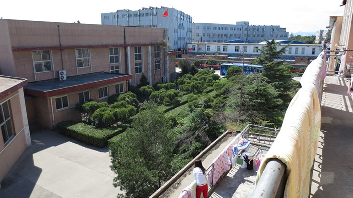 石家庄铁路职业技术学院校园风光3