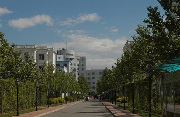 北京政法职业学院校园风光1