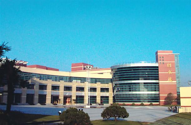 上海行健职业学院校园风光4