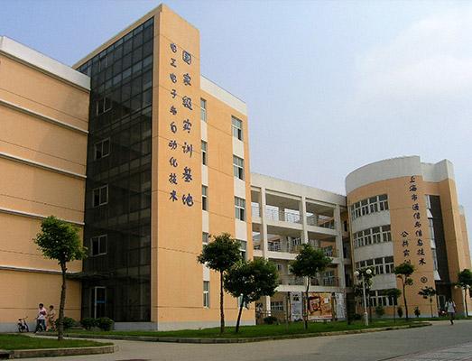 上海电子信息职业技术学院校园风光4