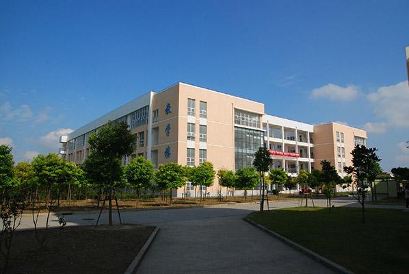 上海电子信息职业技术学院校园风光5