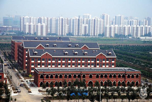 天津青年职业学院校园风光1