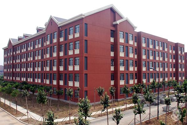 天津青年职业学院校园风光2