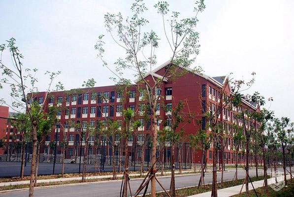 天津青年职业学院校园风光3