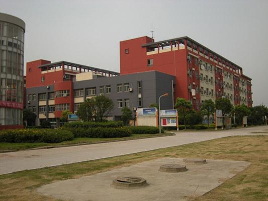 上海震旦职业学院校园风光3