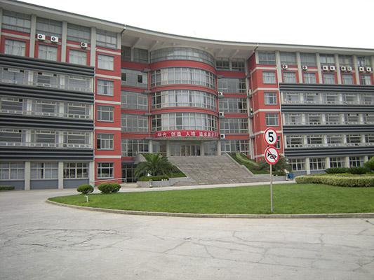 上海震旦职业学院校园风光4
