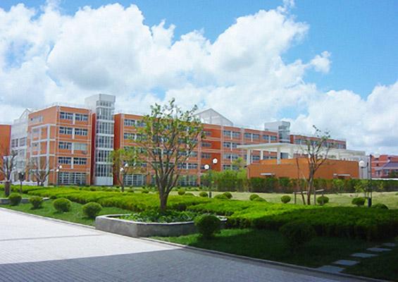 上海思博职业技术学院校园风光2