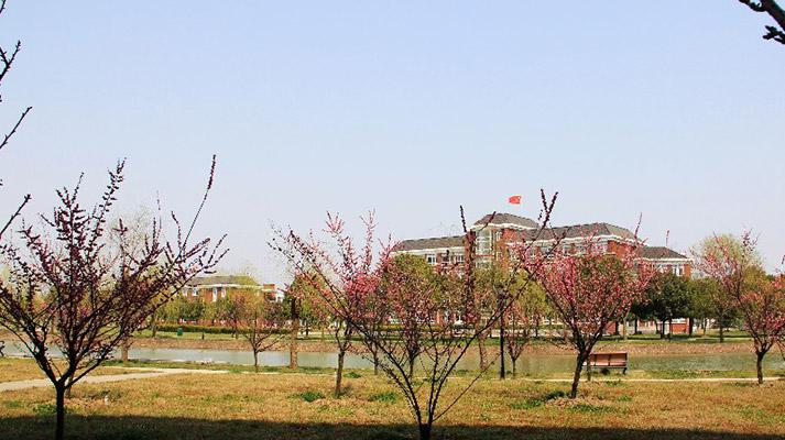 上海立达学院校园风光2