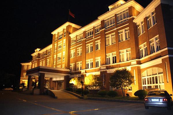 上海立达学院校园风光4