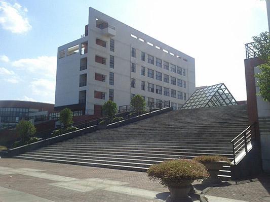 上海工艺美术职业学院校园风光1