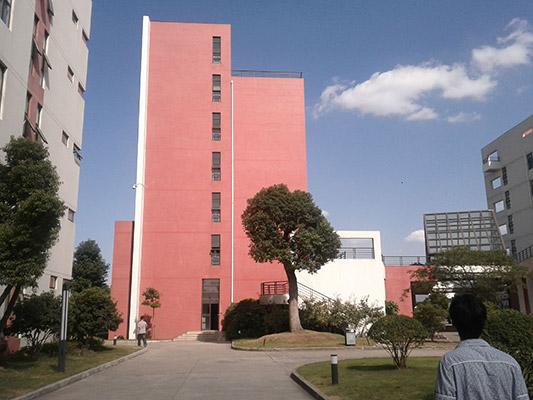 上海工艺美术职业学院校园风光2