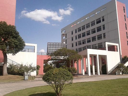 上海工艺美术职业学院校园风光4