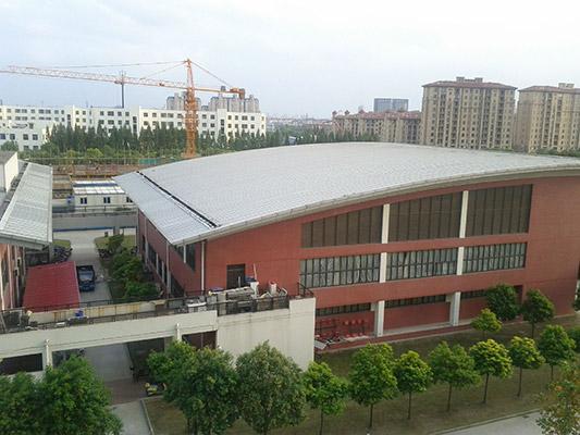 上海工艺美术职业学院校园风光5