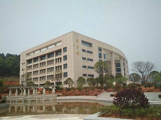 湖南外贸职业学院校园风光2
