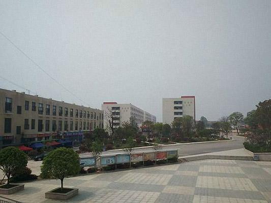 湖南外贸职业学院校园风光3