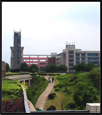 湖南司法警官职业学院校园风光2