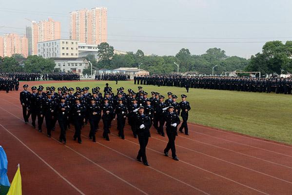 湖南司法警官职业学院校园风光5