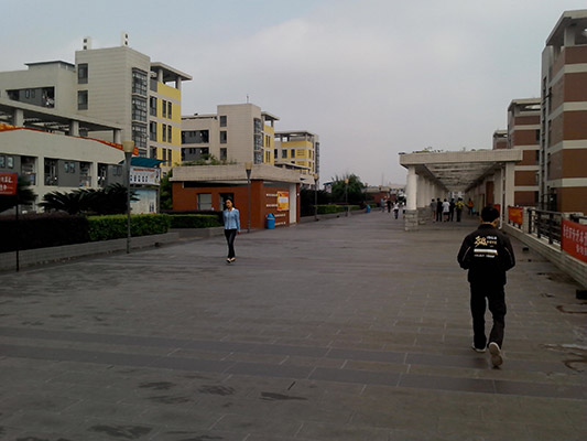 重庆电子工程职业学院校园风光1