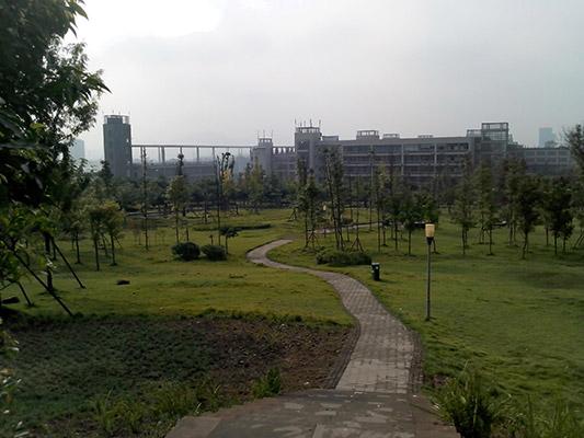 重庆电子工程职业学院校园风光3