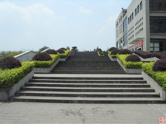重庆电子工程职业学院校园风光5