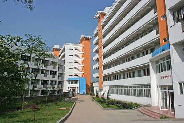 福建水利电力职业技术学院校园风光2