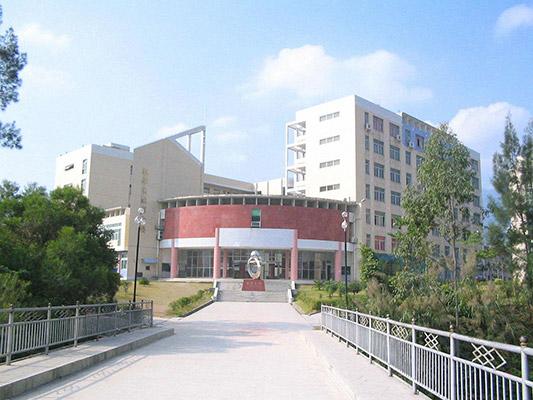 福建农业职业技术学院校园风光4