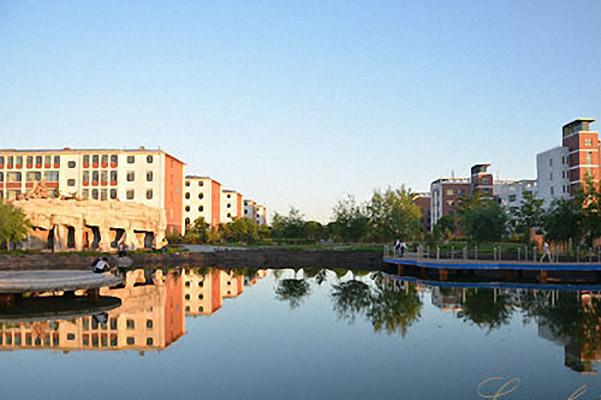 内蒙古电子信息职业技术学院校园风光1