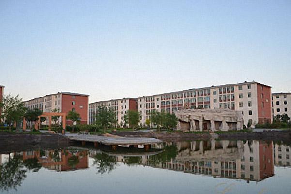 内蒙古电子信息职业技术学院校园风光4
