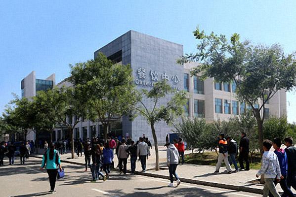 内蒙古电子信息职业技术学院校园风光5