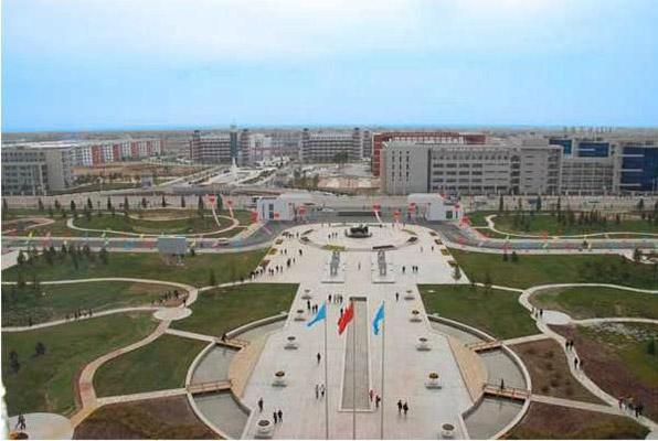 内蒙古机电职业技术学院校园风光5