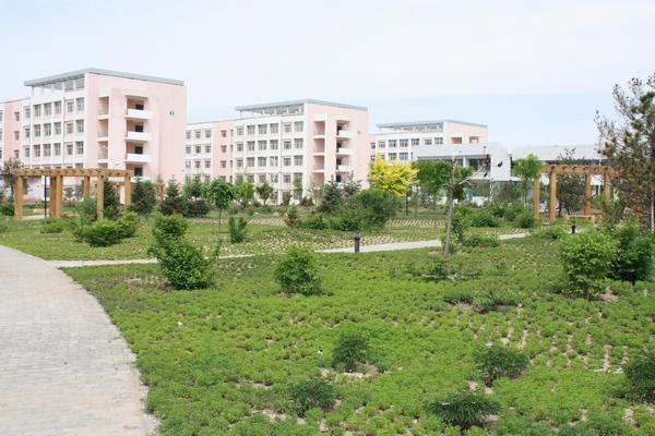 内蒙古化工职业学院校园风光4