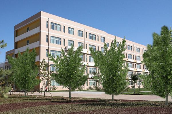 内蒙古商贸职业学院校园风光4