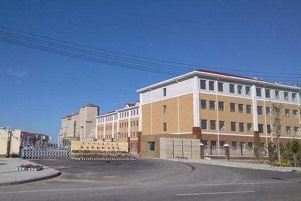 锡林郭勒职业学院校园风光2