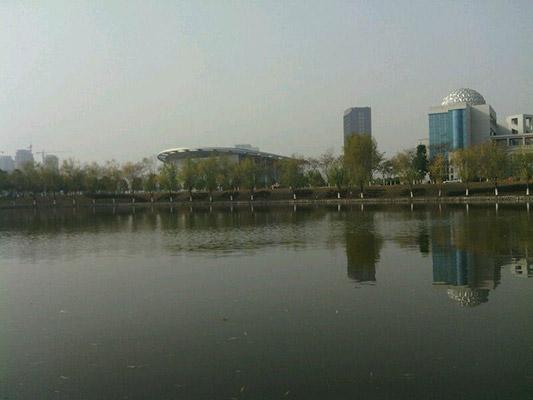 江苏海事职业技术学院校园风光1