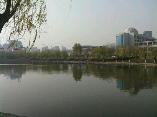 江苏海事职业技术学院校园风光3