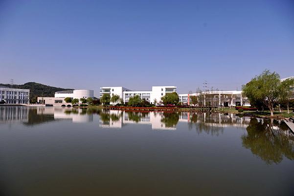 苏州经贸职业技术学院校园风光3